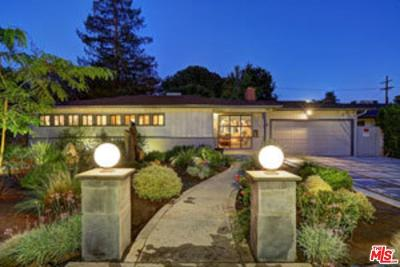 Studio City Single Family Home For Sale: 4508 Beck Avenue
