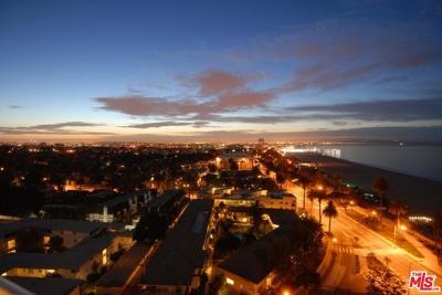 Los Angeles County Rental For Rent: 201 Ocean Avenue #B1709
