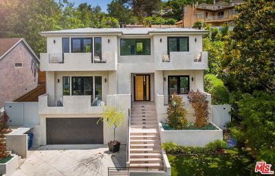 Studio City Single Family Home For Sale: 13010 Greenleaf Street