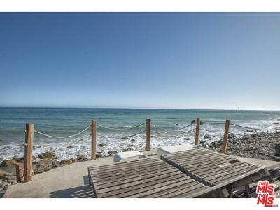 Malibu Rental For Rent: 33834 Pacific Coast Highway