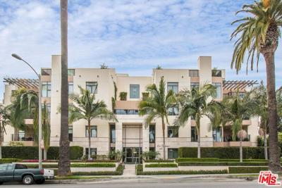 Beverly Hills Condo/Townhouse For Sale: 447 North Doheny Drive #103
