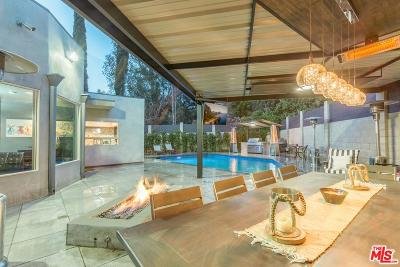 Studio City Single Family Home For Sale: 3416 Fryman Road