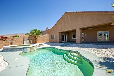 Desert Hot Springs Single Family Home For Sale: 13163 Maui Way