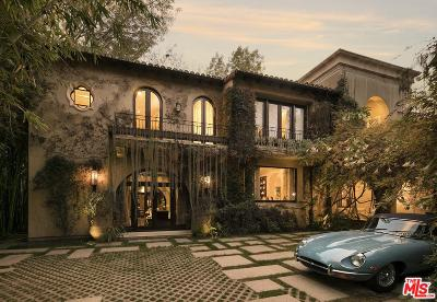 Beverly Hills Single Family Home For Sale