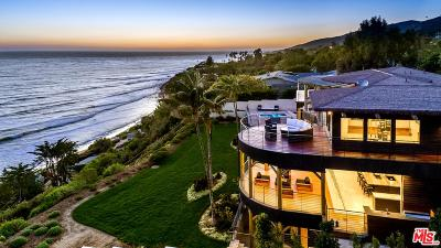 Malibu Single Family Home For Sale: 33616 Pacific Coast Highway