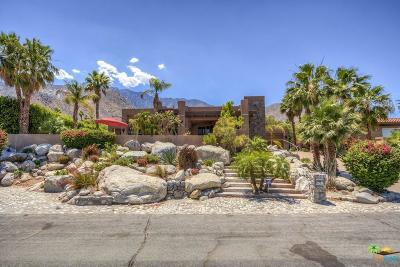 Palm Springs Rental For Rent: 2391 North Palermo Drive