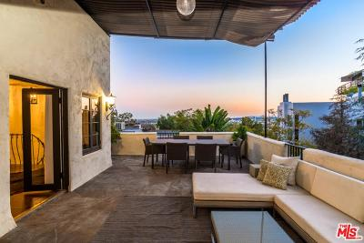 Sunset Strip - Hollywood Hills West (C03) Single Family Home For Sale: 1778 North Orange Grove Avenue
