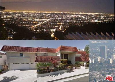 Sunset Strip - Hollywood Hills West (C03) Single Family Home For Sale: 2331 Achilles Drive