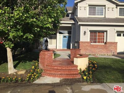 Saugus Single Family Home For Sale: 28557 Haskell Canyon Road