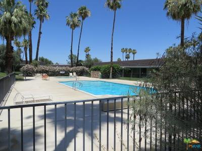 Palm Springs Condo/Townhouse For Sale: 2253 Marabella Lane