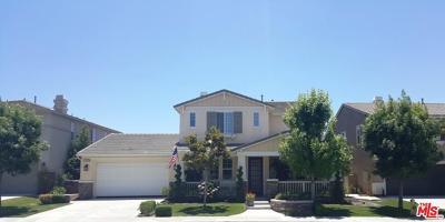Beaumont Single Family Home For Sale: 34895 Stadler Street