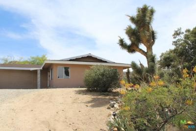 Yucca Valley Single Family Home For Sale: 55463 Ennis Lane