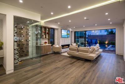 Single Family Home For Sale: 909 South Curson Avenue