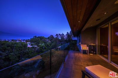 Beverly Hills Single Family Home For Sale: 9324 Beverly Crest Drive