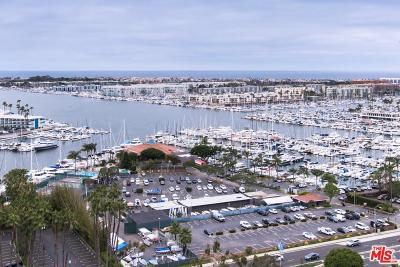 Marina Del Rey Condo/Townhouse For Sale: 13600 Marina Pointe Drive #1901