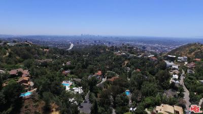 Sunset Strip - Hollywood Hills West (C03) Single Family Home For Sale: 7225 Outpost Cove Drive