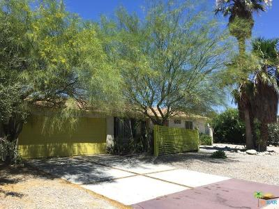 Palm Springs Rental For Rent: 3001 North Chuperosa Road