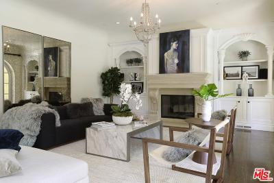 Beverly Hills Single Family Home For Sale: 517 North Beverly Drive