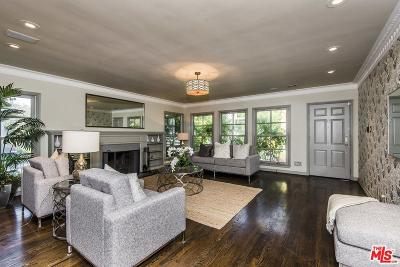 West Hollywood Single Family Home For Sale: 449 Westbourne Drive