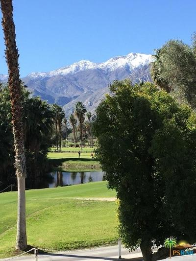 Palm Springs Condo/Townhouse For Sale: South Farrell Drive