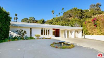 Beverly Hills Single Family Home For Sale: 1083 North Hillcrest Road