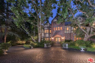 Beverly Hills Single Family Home For Sale: 1005 North Woodland Drive