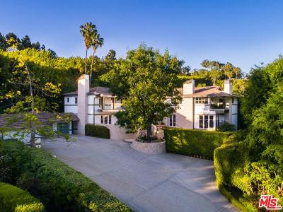 Beverly Hills Single Family Home For Sale: 661 Doheny Road
