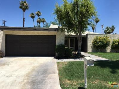 Rancho Mirage Condo/Townhouse For Sale: 23 Kevin Lee Lane