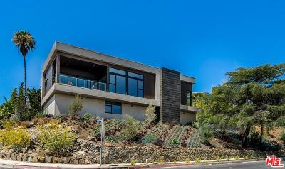 Sunset Strip - Hollywood Hills West (C03) Single Family Home For Sale: 2300 Mount Olympus Drive