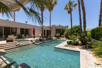 Rancho Mirage Single Family Home For Sale: 24 Rocky Lane