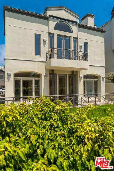 Marina Del Rey Single Family Home For Sale: 4515 Roma Court