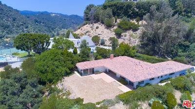 Single Family Home For Sale: 1739 Westridge Road