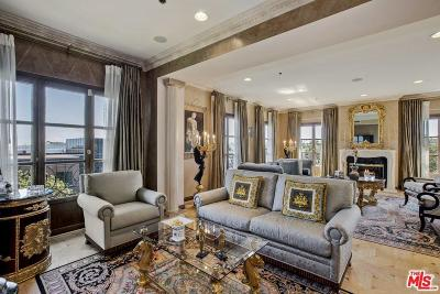 Beverly Hills Condo/Townhouse For Sale: 425 North Maple Drive #602
