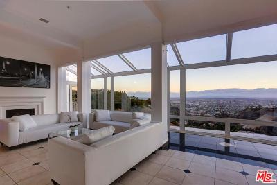 Sunset Strip - Hollywood Hills West (C03) Single Family Home For Sale: 7822 Oceanus Drive