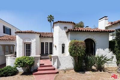 Santa Monica Single Family Home For Sale: 2918 4th Street