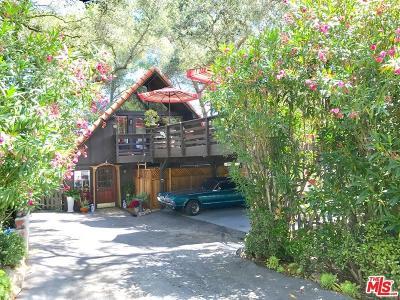 Topanga Single Family Home For Sale: 20981 Waveview Drive
