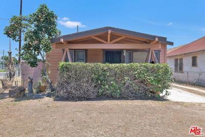 Los Angeles Southwest (C34) Single Family Home For Sale: 3778 South Harvard Boulevard