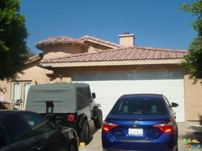 Thousand Palms Single Family Home For Sale: 30907 Las Flores Way