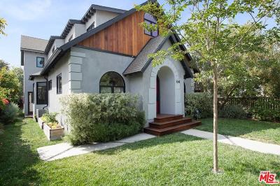 Venice Single Family Home For Sale: 1041 Nowita Place