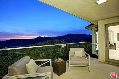 Sunset Strip - Hollywood Hills West (C03) Single Family Home For Sale: 7016 Macapa Drive