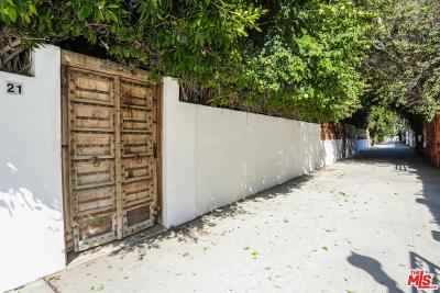 Marina Del Rey Single Family Home For Sale: 21 Anchorage Street