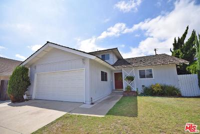 Torrance Single Family Home For Sale: 22835 Madison Street