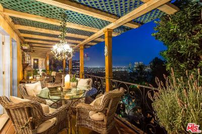 Sunset Strip - Hollywood Hills West (C03) Single Family Home For Sale: 9396 Sierra Mar Drive