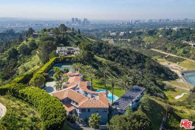 Beverly Hills Single Family Home For Sale: 9719 Heather Road