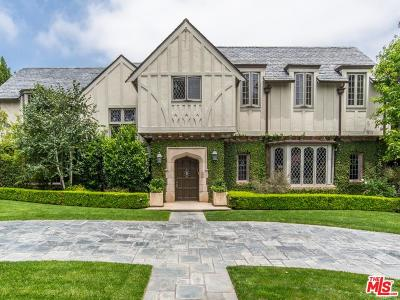 Beverly Hills Single Family Home For Sale: 720 North Elm Drive