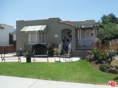 Los Angeles Single Family Home For Sale: 3441 Buckingham Road