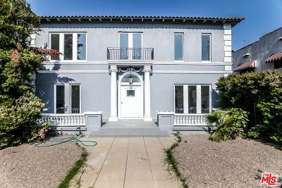 Los Angeles County Residential Income For Sale: 244 South Alexandria Avenue
