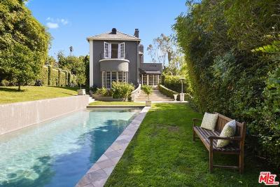 Sunset Strip - Hollywood Hills West (C03) Single Family Home For Sale: 2015 Outpost Drive