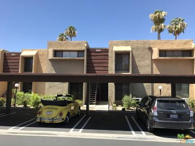 Palm Springs Condo/Townhouse For Sale: 1655 East Palm Canyon Drive #613