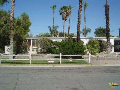 Palm Springs Single Family Home For Sale: 2840 East Wyman Drive